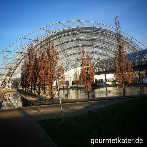 Messe Leipzig Glashalle
