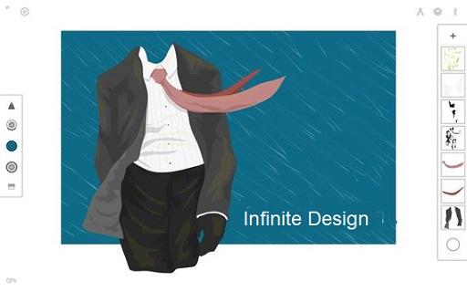 تحميل تطبيق الرسم Infinite Design مهكر للاندرويد (اخر اصدار)