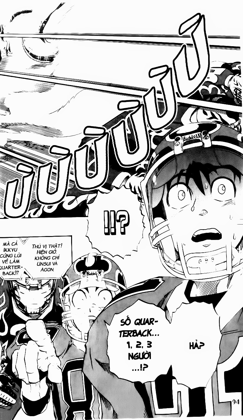 Eyeshield 21 chapter 192 trang 11