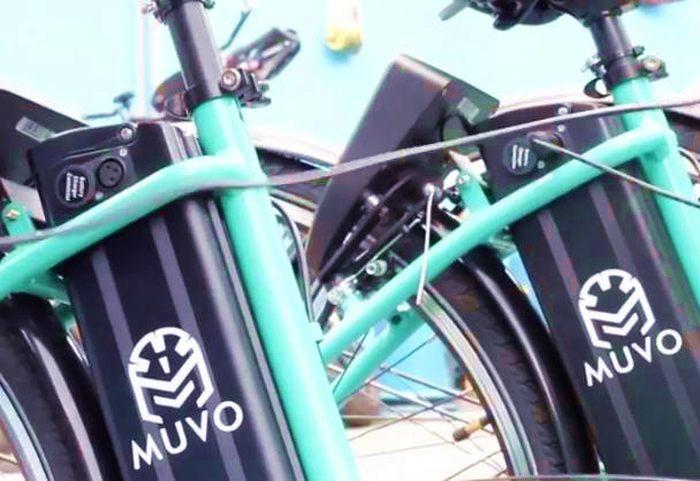 aluguel bicicletas eletricas Muvo