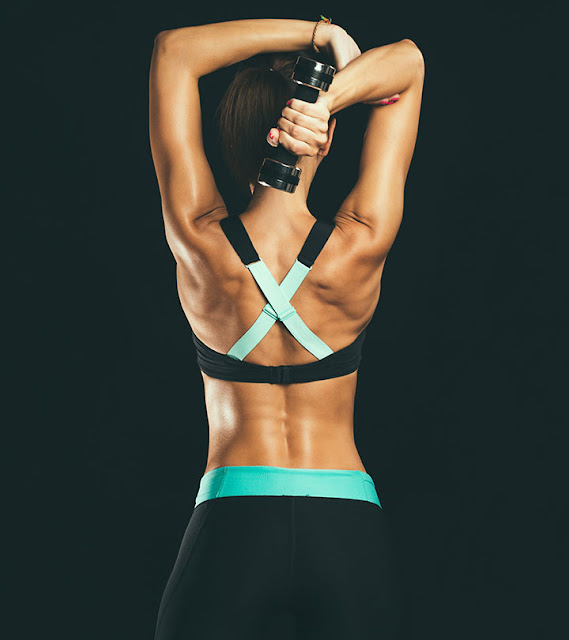 Reduce Back Fat For Women