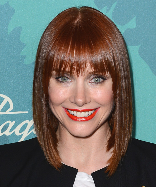 Bryce Dallas Howard Hairstyles 2017 - Popular HairStyle