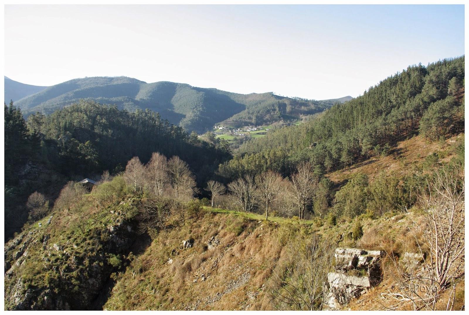 Ruta por las Hoces del Esva,  Asturias