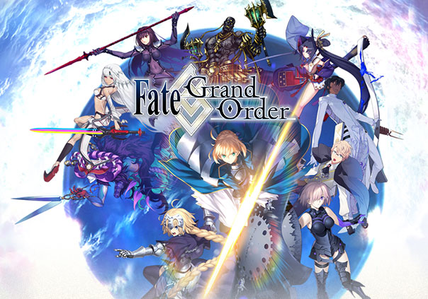 Fate/Grand Order tendrá dos capítulos de anime el 31 de diciembre