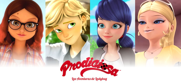 Ver Miraculous: Las aventuras de Ladybug (Español de España) Temporada 3 - Capítulo 19