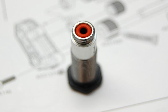 Axial SCX10 II shock o-rings
