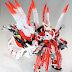 "Custom Build:  RG 1/144 Gundam Astray Red Frame ""Nine Tail"""