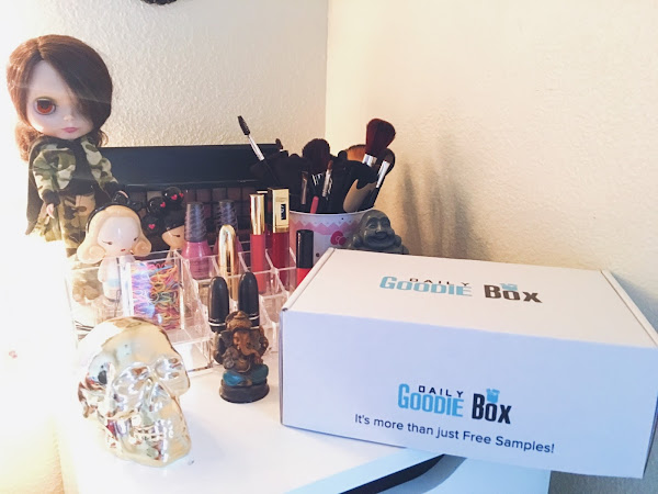 DAILY GOODIE BOX: November Products and Review