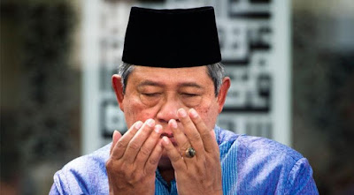 Rumah Digeruduk Ratusan Orang, SBY Serahkan Jiwanya pada Allah