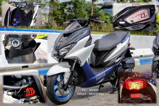 Yamaha Force   Indonesia Harga