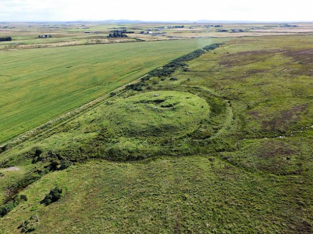 Evidence points to wider Norse settlement in Scotland's Caithness brochs
