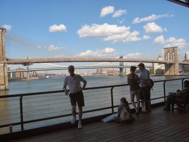 Manhattan köprüsü