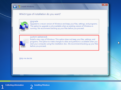 Cara Install dan Install Ulang Windows 7+ dengan Flashdisk 6