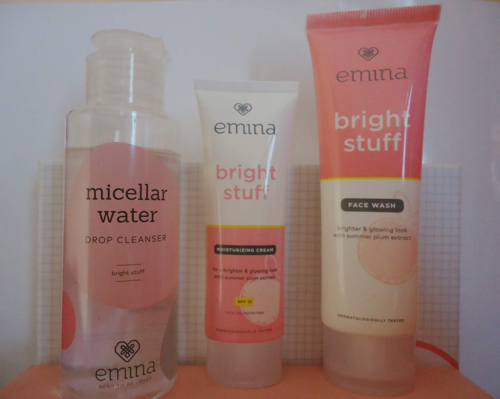 Safira Nys Review Skincare Emina Beauty Bestie Bright Stuff Teens Approved