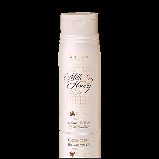 Sữa tắm chiếc xuất từ sữa và mật ong_301605 Oriflame