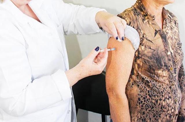 A vacina contra a gripe influenza já esta disponivel, nas Unidades Básicas de Saúde