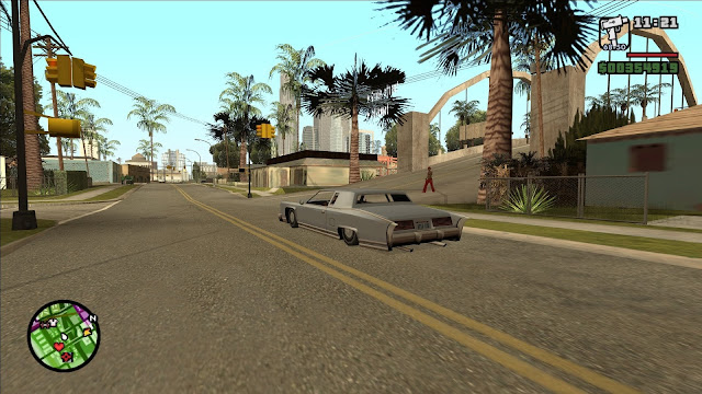 Grand Theft Auto San Andreas - PC FULL - Multi6 - Captura 2