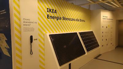 Moduły fotowoltaiczne Canadian Solar dostępne w ofercie IKEA