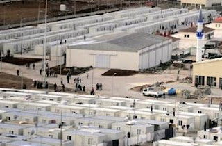 hotspots για μετανάστες