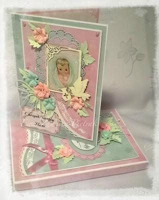 Karteczka na Chrzest Święty