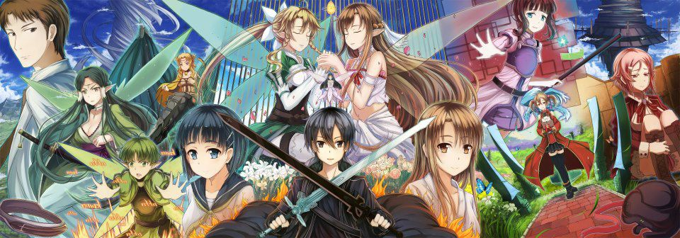 Sword Art Online II Arabic