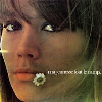 Françoise Hardy - Ma jeunesse fout le camp cover