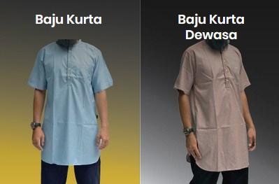 Baju Kurta Terbaru dan Berkualitas