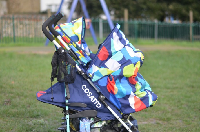 cosatto parent facing stroller, to and fro duo
