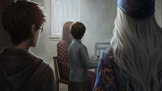 Silente incontra per la prima volta Tom Riddle