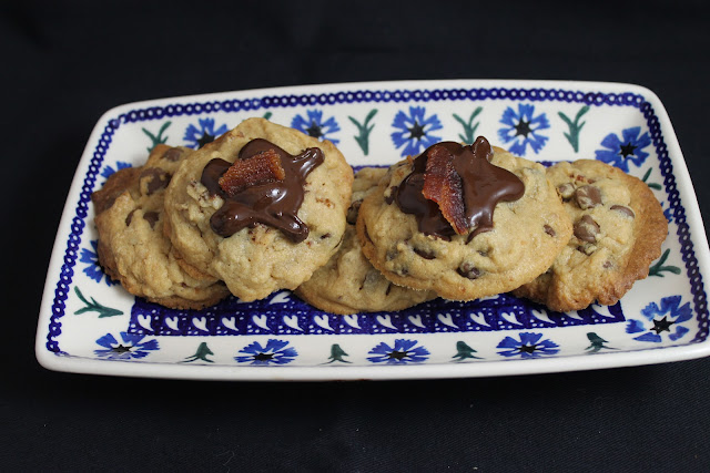 Forking Up: Bacon Chocolate Chip Cookes and Weird Trends