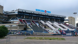 The Mediolanum Forum is just 12km from Milan