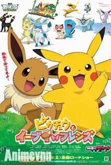 Pokemon: Pikachu And Eevui Friends - Pokemon: Pikachu and Eevui Friends 2013 Poster