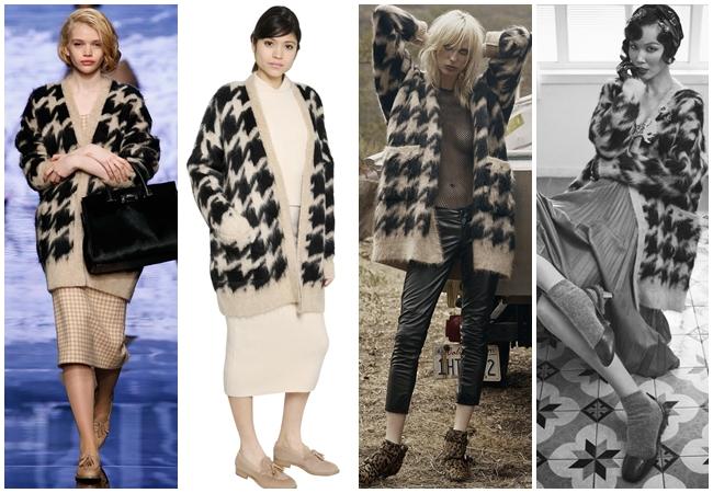 Same or Not 宣娜:名模撞衫、冬季穿搭