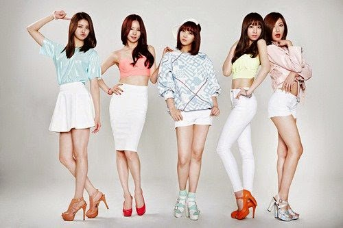 EXID is now labelmates with C-Clown under Yedang