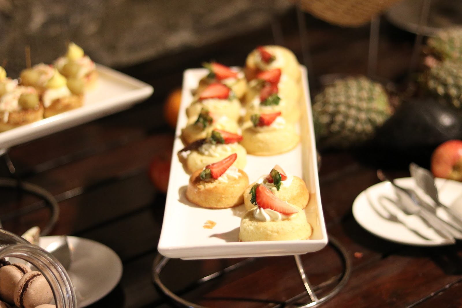 Boat House Restaurant St Regis Mauritius