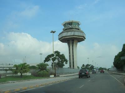 Aeropuerto Internacional de Galeão, Río de Janeiro,  Brasil, La vuelta al mundo de Asun y Ricardo, round the world, mundoporlibre.com