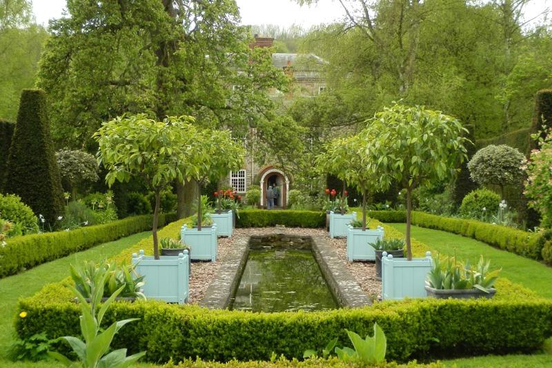Morville gardens un parque donde puedes conocer la historia de los jardines ingleses guia de - Los jardines de lola ...