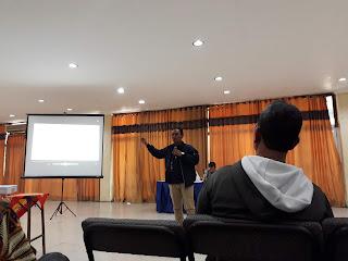 Cak Mus Menggetarkan Pegiat KIM Surabaya