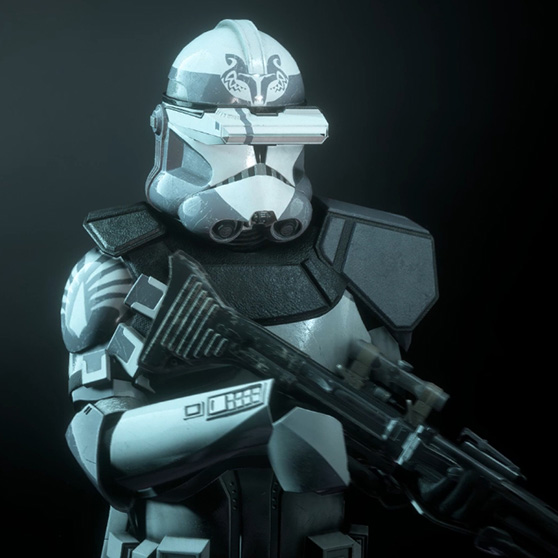 CloneTrooper Wolf Star Wars Wallpaper Engine