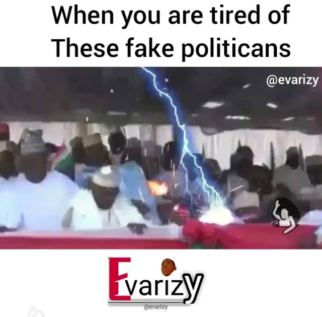 [HOT]  Instagram Comedian Evaristus Odinaka otherwise known as Evarizy..releases a video in which he criticised the Buhari government...