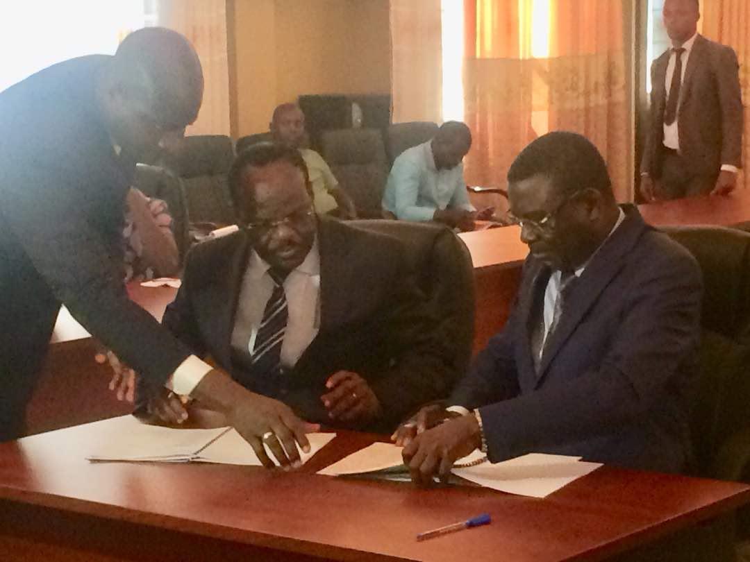 Togo- Education : Enfin un protocole d'accord entre le gouvernement et les centrales syndicales de l'enseignement