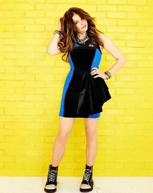 Chloe Moretz Magazine Photoshoot For Seventeen Magazine ...