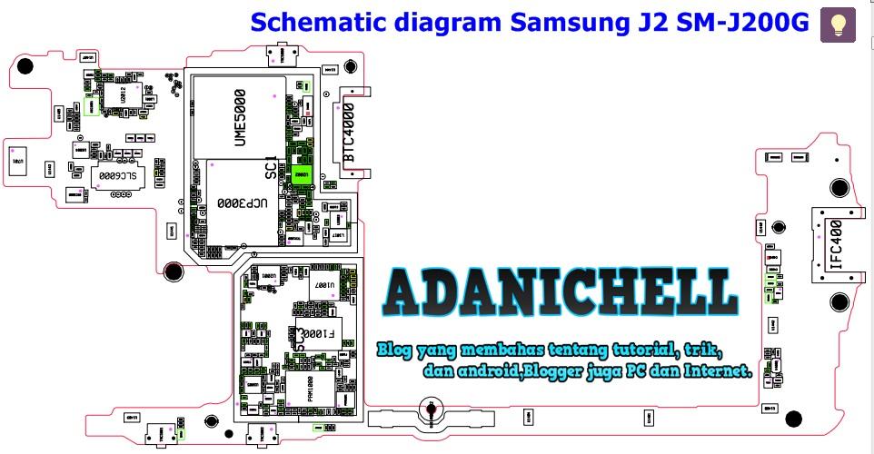 Schematic%2Bdiagram%2BSamsung%2BJ2%2BSM-J200G Samsung Schematic Diagram on