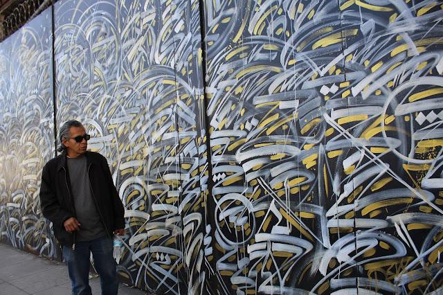 Shandu One, graffiti pioneer