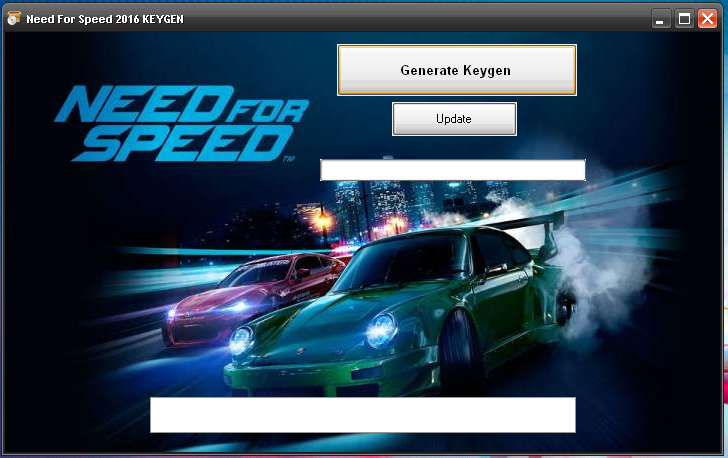 need for speed 2017 generator