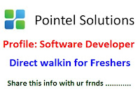 Pointel-Solutions-chennai-walkins