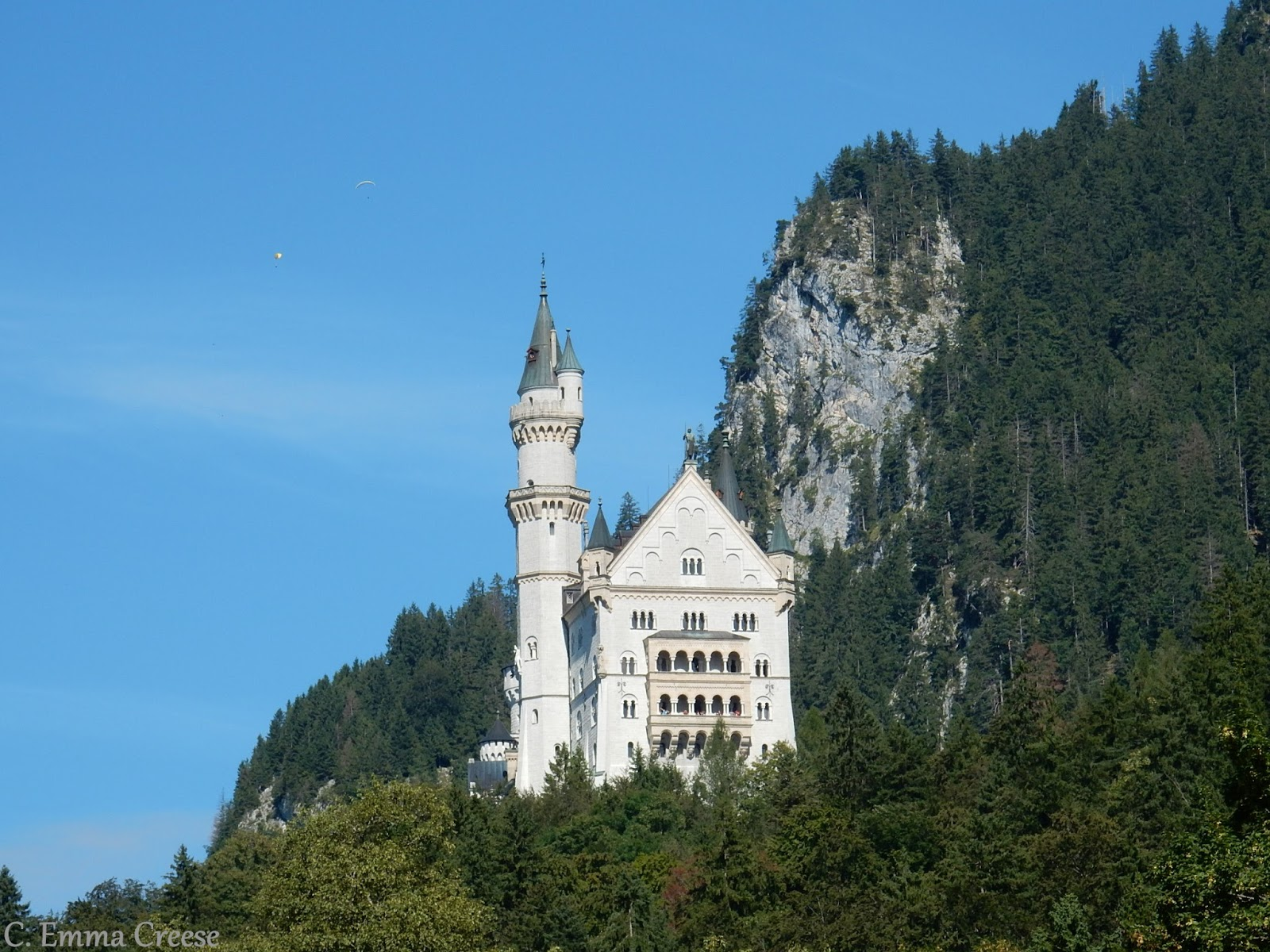 Neuschwanstein Castle Fussen Bavarian Germany Adventures of a London Kiwi