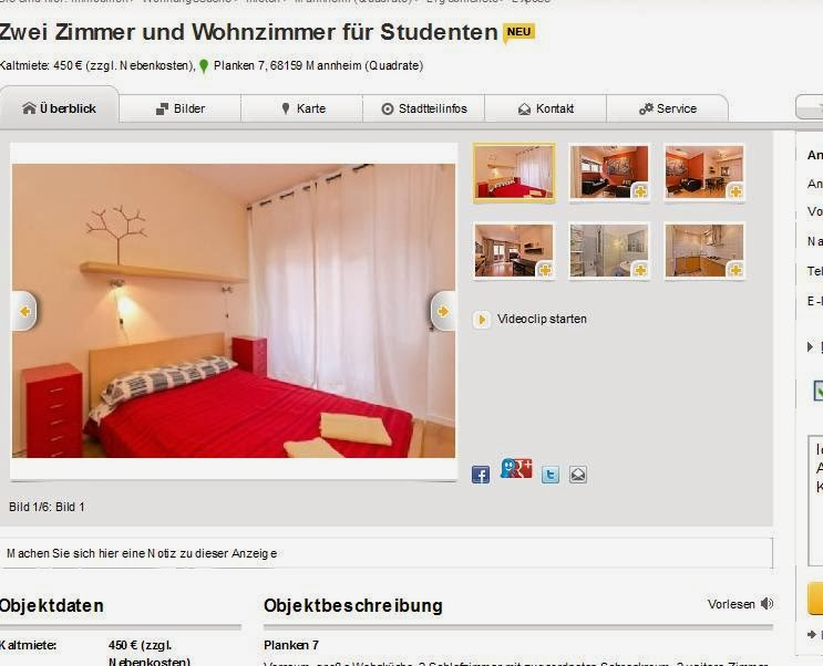 for Zimmer 7 mannheim