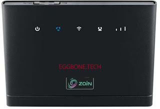 UNLOCK ZAIN B315S-22 AND B315S-936 ROUTER