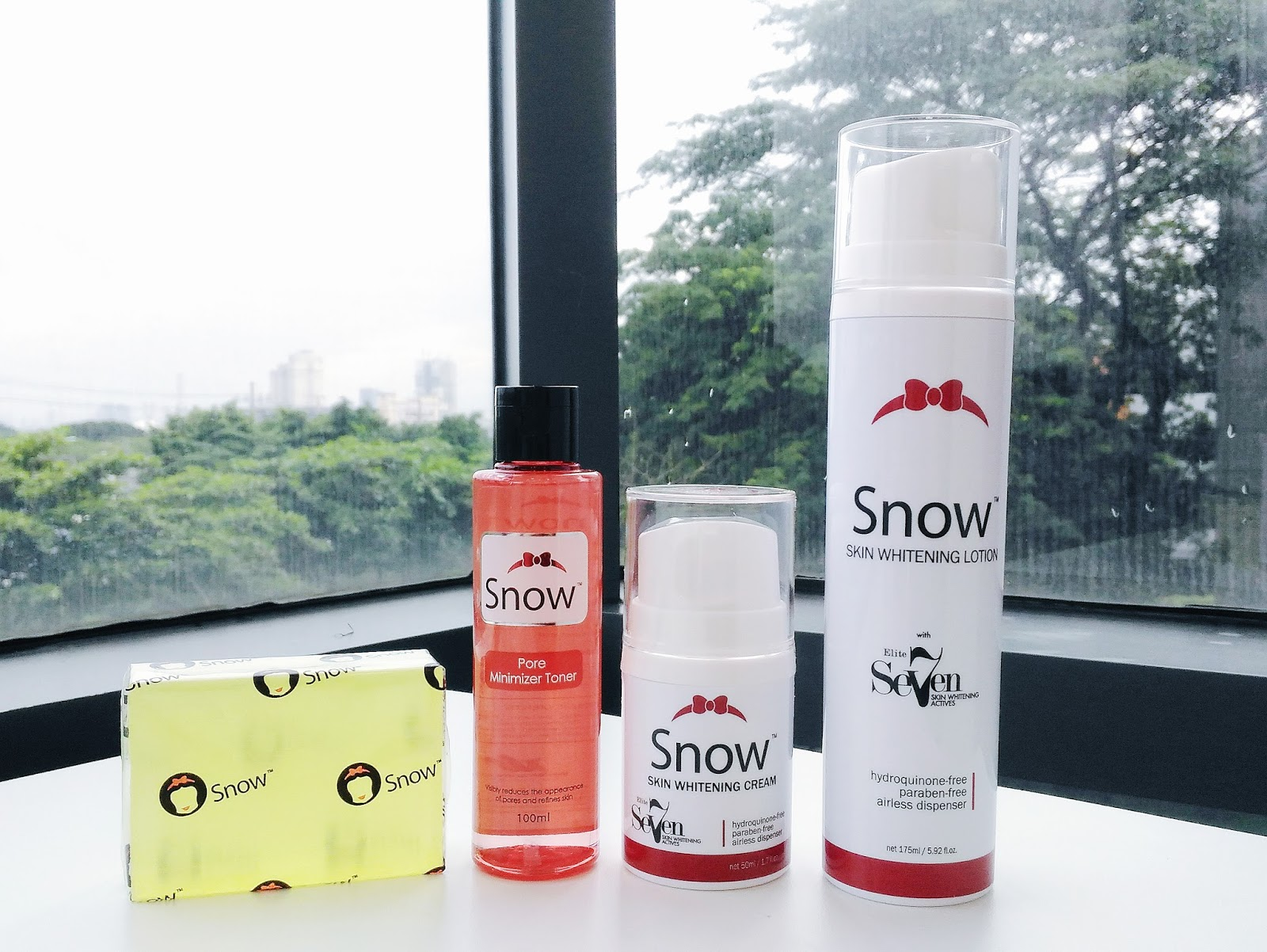 Lucky Citrine Capsule Review Snow Skin Whitening Skincare